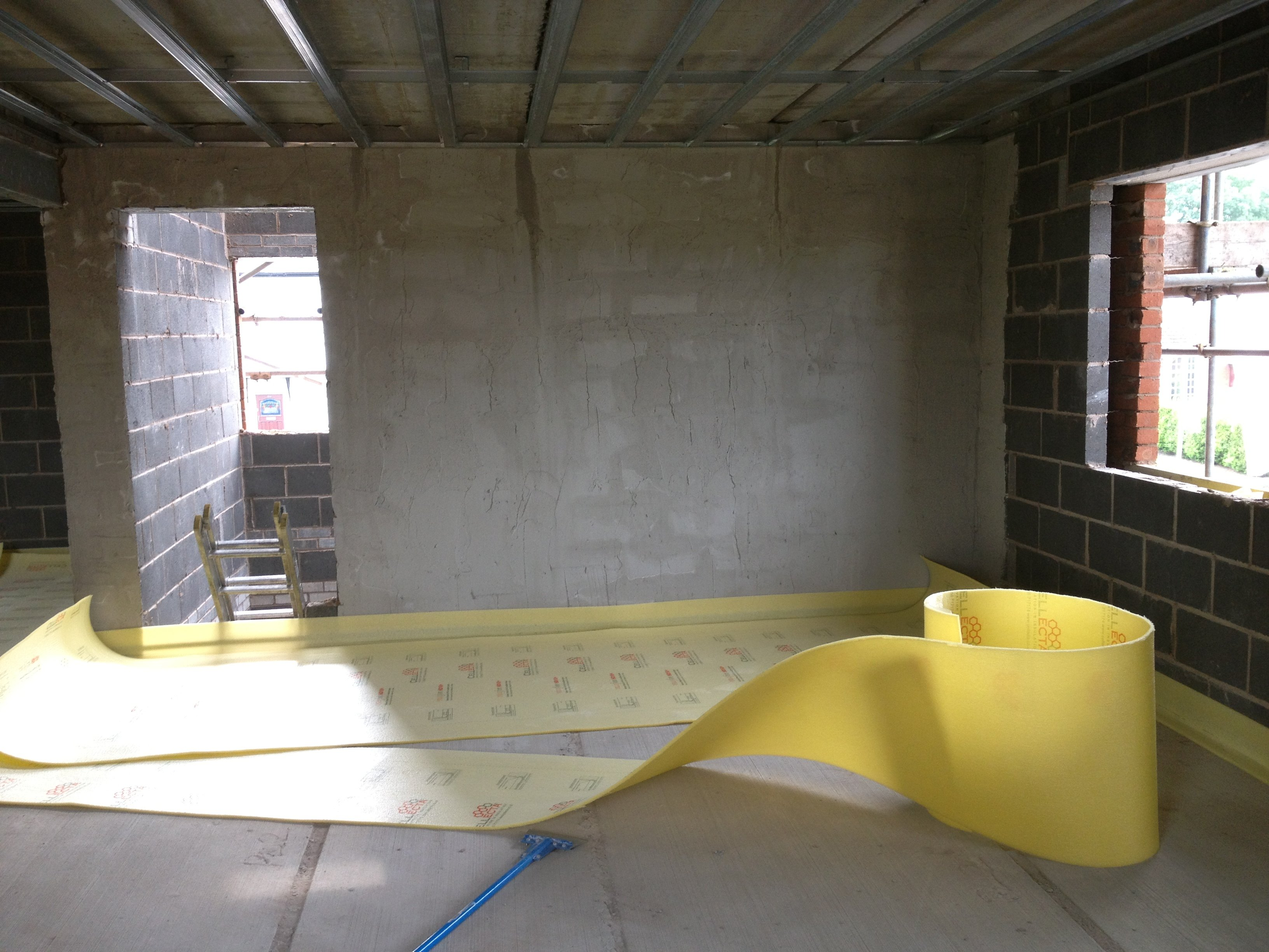 Apartment In Bolton With Acoustic Floor Screed North